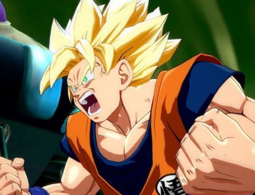 Dragon Ball FighterZ béta