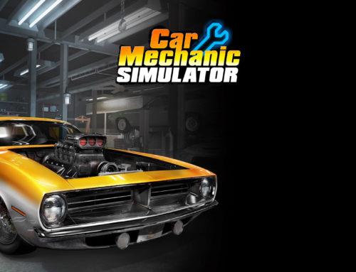 Kipróbáltuk a Car Mechanic Simulator-t!